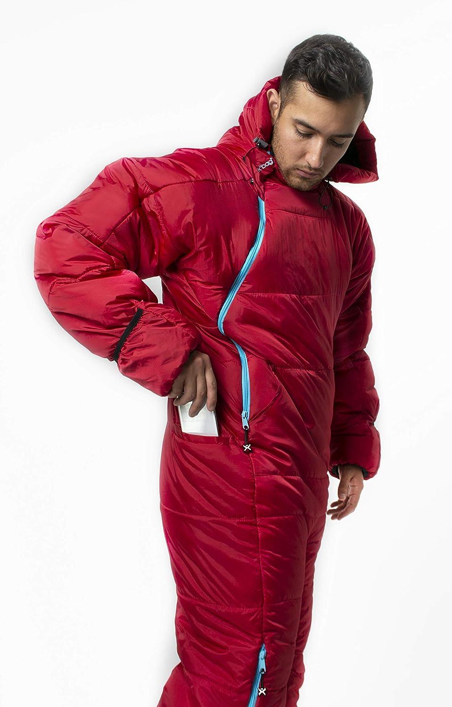 Chili River M Selkbag Unisexs Original 6G Wearable Sleeping Bag