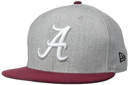 52f0269249a15 NCAA Alabama carmesí de calzado marea trasero 9Fifty gorra
