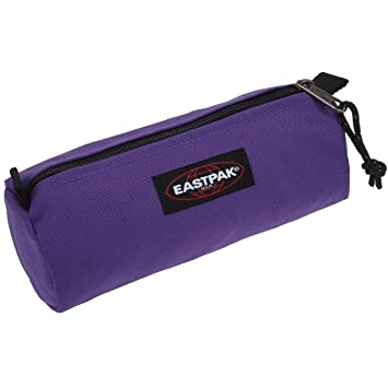 ESTUCHE EASTPAK BERNCHMARK MEDITATE PURPLE: Eastpak: Amazon ...