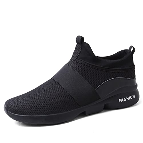 Just Dink It Men's Fashion Walking Lightweight Slip-On Sneaker Shoes