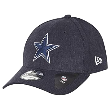 4bee55da New Era 39Thirty Cap - NFL Dallas Cowboys heather navy