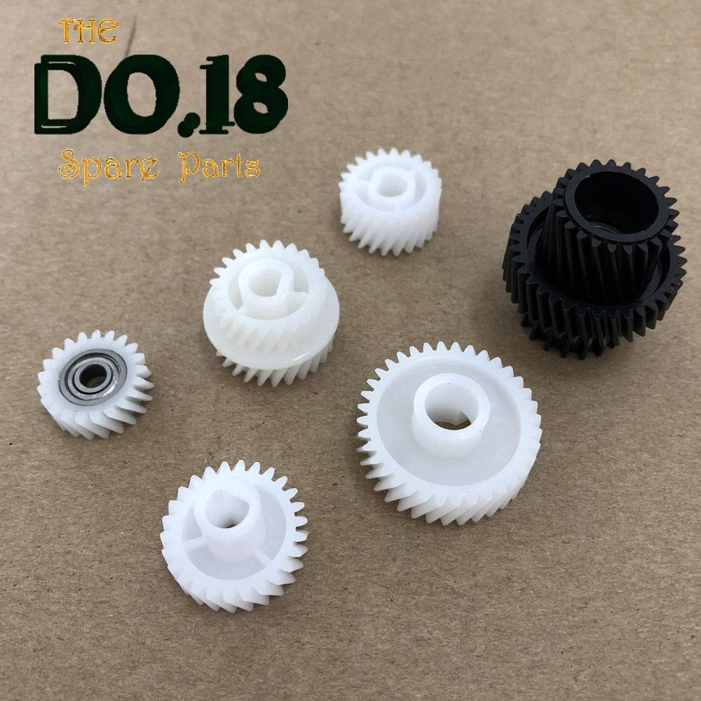 Printer Parts 5SETS Developer Gear Set Yoton 600 Developing Gear Kit for K0nica Minolta Yoton 600 601 750 751 by Yoton (Image #3)