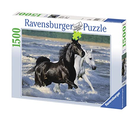 Stück Einlegepuzzle Pferd Setzpuzzle