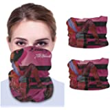 Donna Summer The Wanderer 2 Pcs Multifunctional Bandanas Balaclava Anti Dust Mask Face Scarf