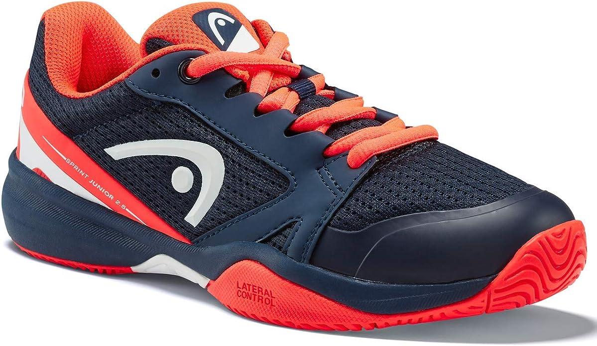 Head Sprint 2.5 Junior, Zapatillas de Tenis Unisex Niños: Amazon ...