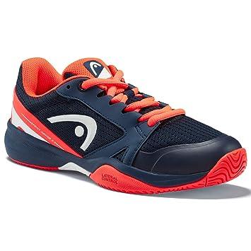 Head Sprint 2.5 Junior - Zapatillas de Tenis para Mujer: Amazon.es ...