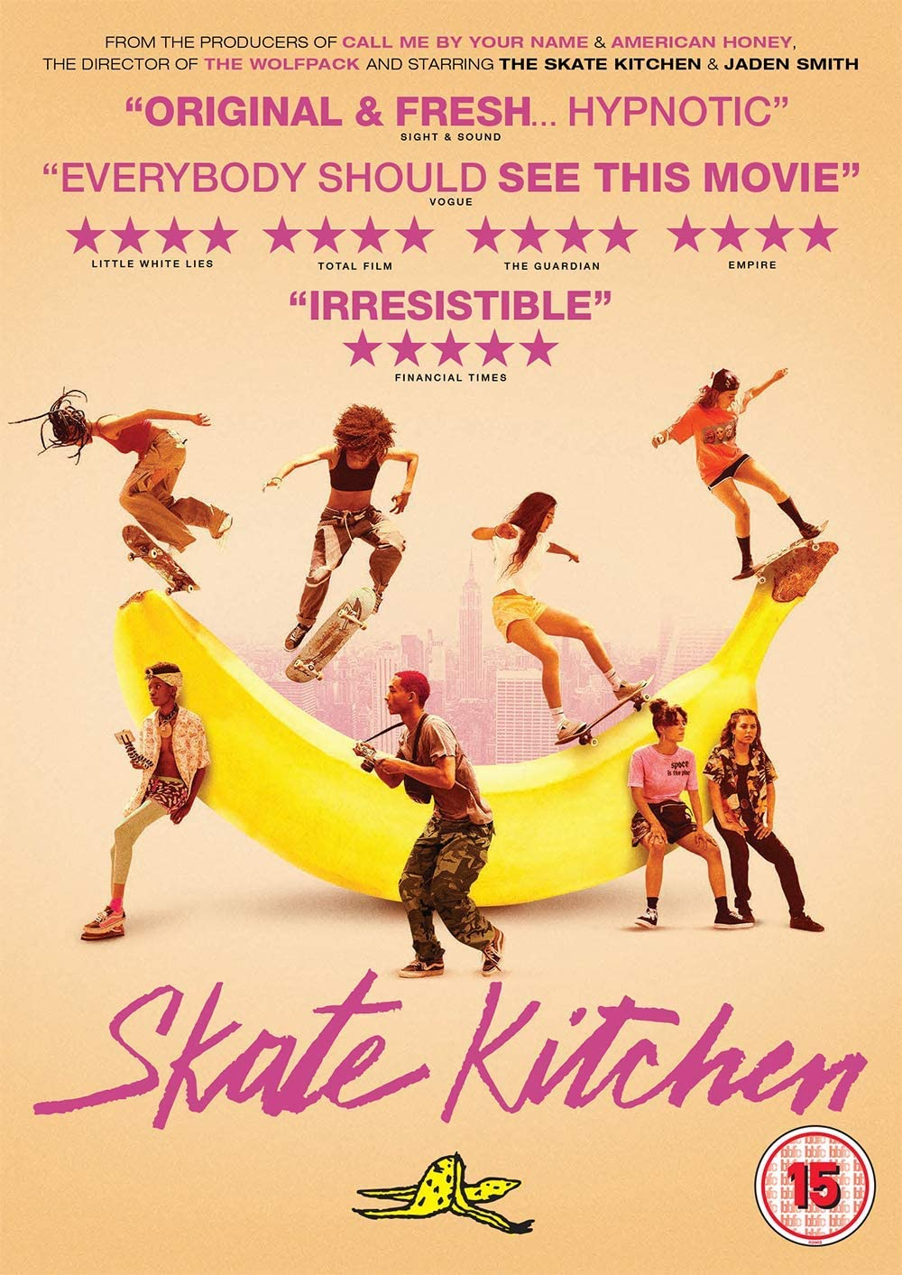 Skate Kitchen [DVD] [6]: Amazon.co.uk: Jaden Smith, Skate