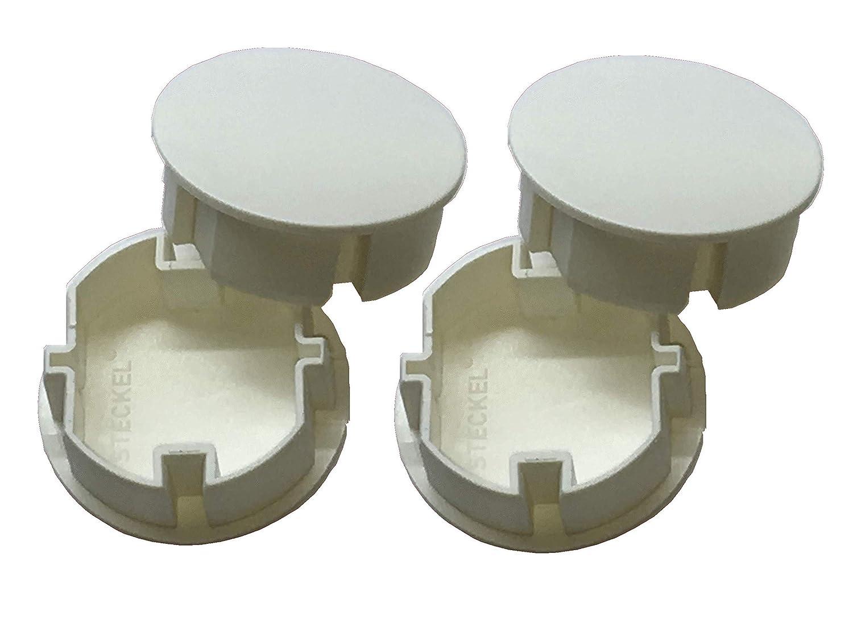 2x Schutz-Abdeckung HDMI Stecker Cover Staubschutz Kappe Deckel