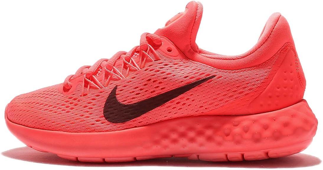 Nike Wmns Lunar Skyelux, Zapatillas de Running para Mujer, Rosa (Rosa/(Hot Punch/Night Maroon/Lava Glow) 000), 38.5 EU: Amazon.es: Zapatos y complementos