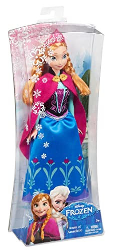 Boxed Anna of Arendelle