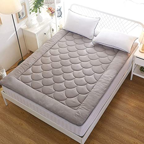 TENCMG Colchonetas de colchón Tipo futón - Mejore el colchón ...