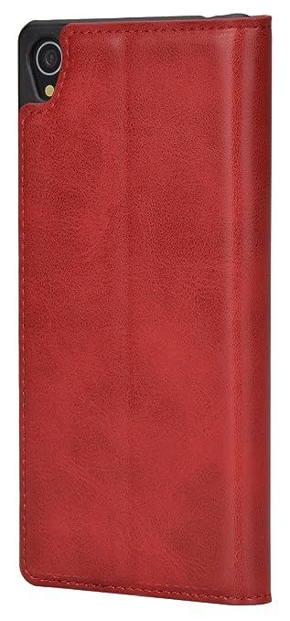 2 opinioni per Custodia Sony Xperia Z3, Cover Sony Xperia Z3, Mulbess [Portafoglio Protettiva]