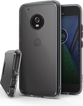 Ringke Funda para Motorola Moto G5 Plus, [Fusion] Protector de TPU ...