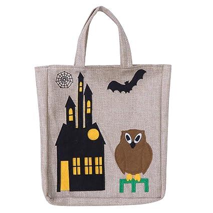 Amosfun bolsas de regalo de halloween bolsas de dulces de ...