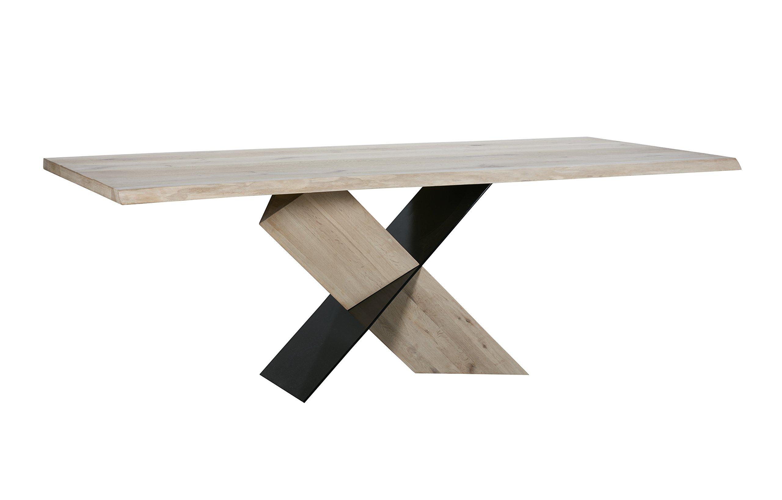 World Mod FZ-1003-24 Solid Oak Wood, Metal