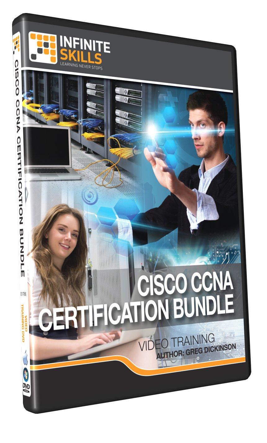 Amazon cisco ccna routing and switching exam bundle amazon cisco ccna routing and switching exam bundle training dvd xflitez Gallery