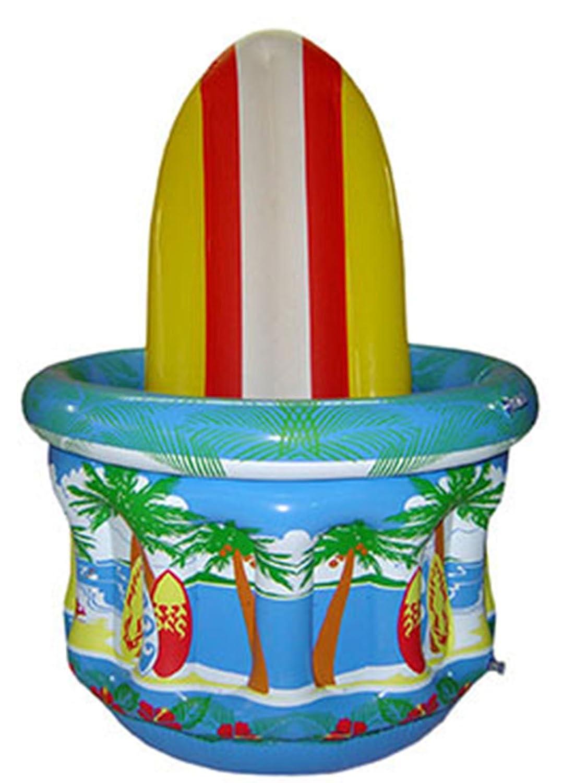 Confettery hinchable surfbo Cilindro de Hoola Aloha playa fiesta ...