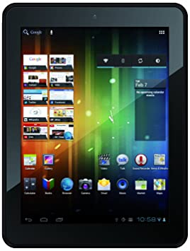 Prestigio MultiPad 8 inch Tablet with Android 4 0: Amazon co uk