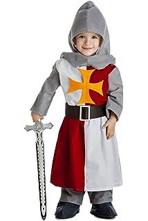Limit Sport - Disfraz medieval de Cid para niños, talla 2 (MI420 ...
