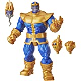 Avengers Hasbro Marvel Legends Series - Figura Coleccionable de Thanos de 15 cm - Diseño Premium y 3 Accesorios
