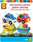 ALEX Toys Rub A Dub Squirters for the Tub -Vehicles
