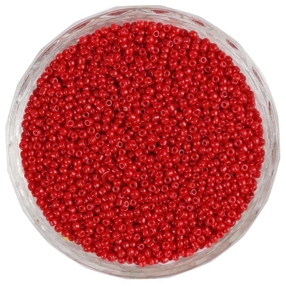 YANG-YI Clearance !Wholesale 1000pcs 2mm DIY Lots Charm Glass Seed Beads Jewelry Making Craft A)