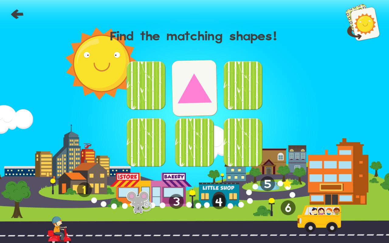 Juegos De Matemáticas De Los Animales Para Los Niños Con