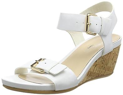 50581af78d Carvela Splinter, Women's Sandal, White (White), 8 UK (41 EU ...