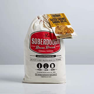 product image for Soberdough Bread Mixes - Various flavors (Salted Caramel Banana)