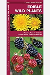 Edible Wild Plants: A Folding Pocket Guide to Familiar North American Species (Outdoor Skills and Preparedness) Pamphlet
