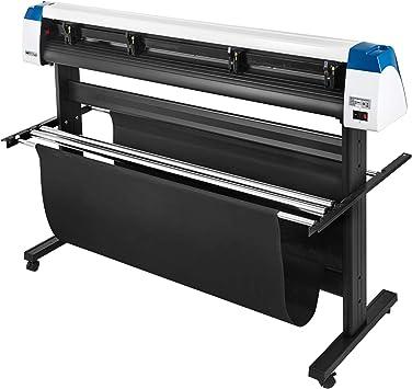 Amazon.com: VEVOR Vinyl Cutter 53 Inch Vinyl Cutter Machine ...