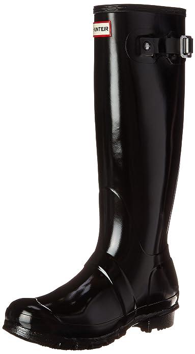 Hunter Women s Original Tall Rain Boot Black  Hunter  Amazon.ca ... d8381ff868