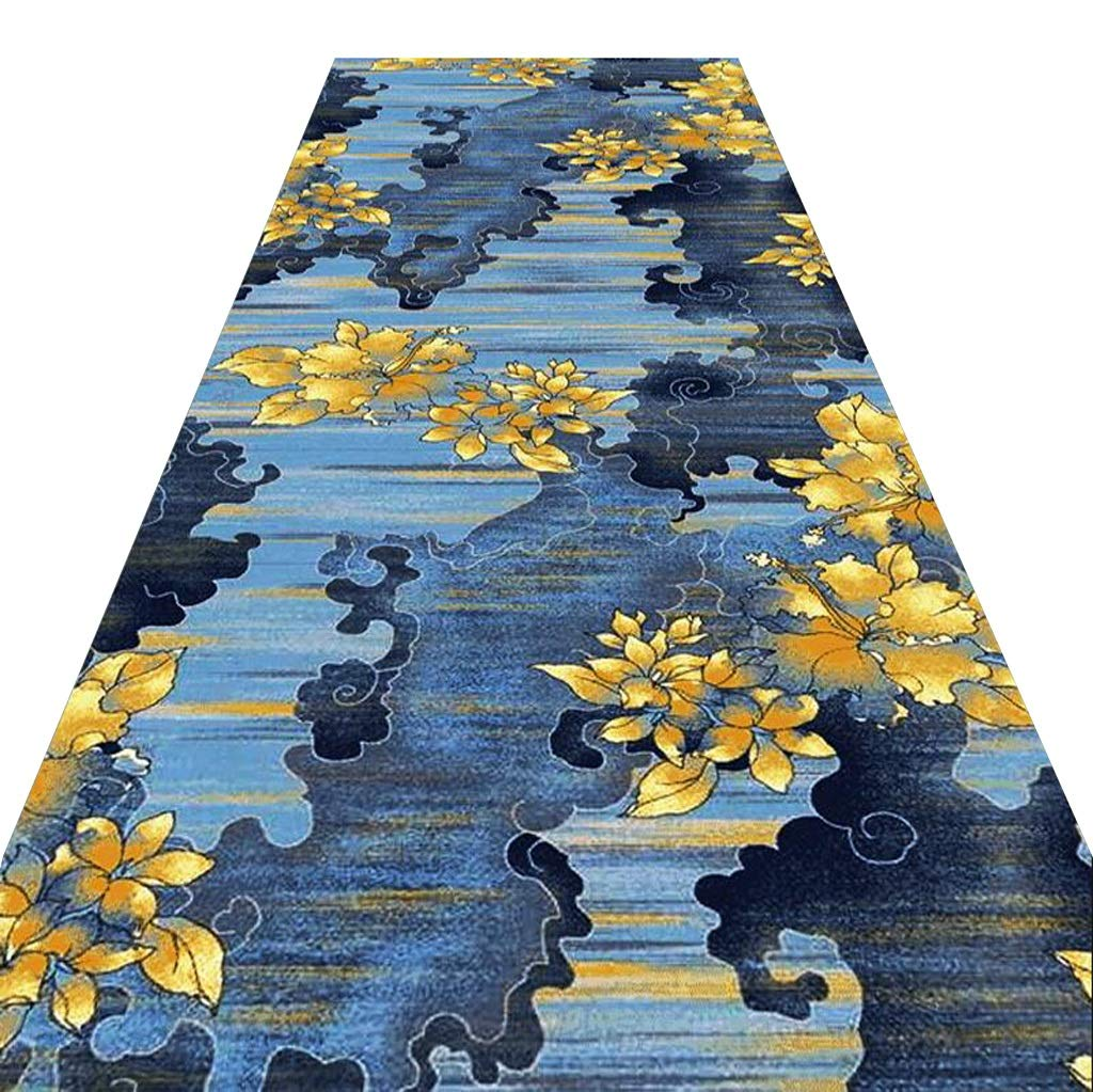 Mbd Corridor Carpet Entrance Hall Mat Stair Mat Home Non-Slip Carpet Runway Entrance (Size : 0.96m)