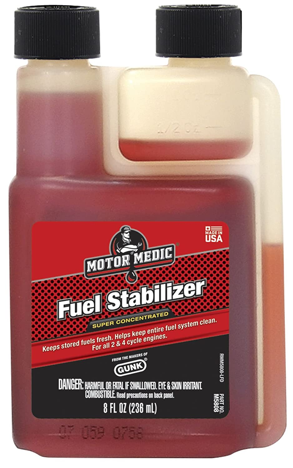 5. Motor Medic M5808/6 One Each, 8 oz.