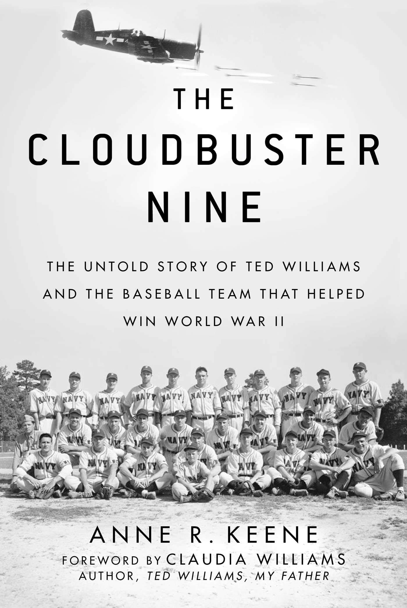 f1a251719f2baa Amazon.com  The Cloudbuster Nine  The Untold Story of Ted Williams ...