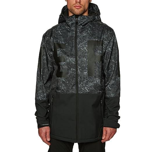 adf85ba7b24 Amazon.com  NEFF Men s Daily Softshell Snow Snowboard   Ski Jackets   Clothing