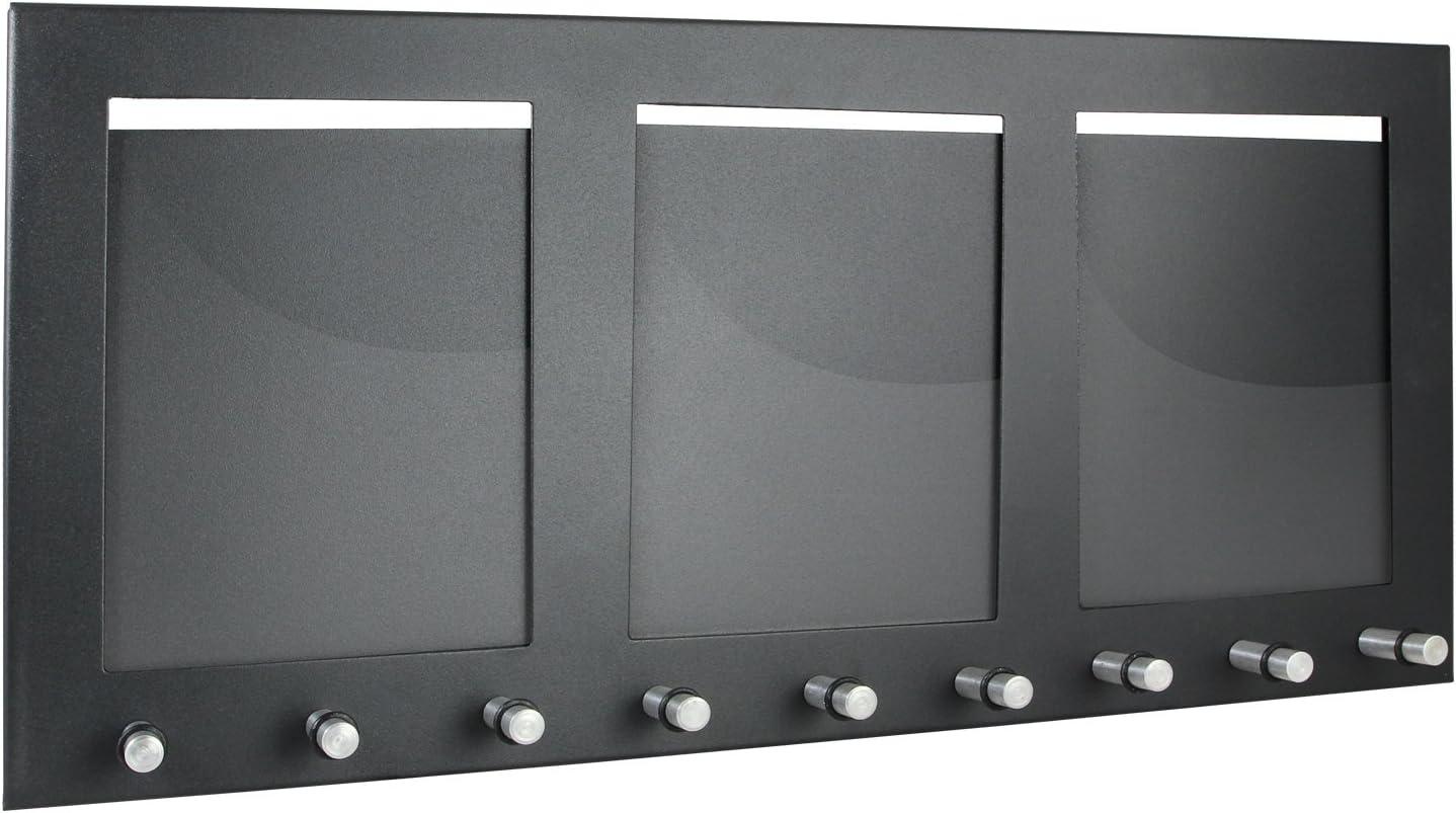 HMF 10850-02 Tabla para Colgar Llaves con 3 portafotos, Caja de ...