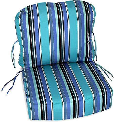 Comfort Classics Inc. Sunbrella Outdoor DEEP Seating Chair Cushion Boxed Welted
