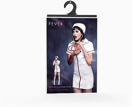 5b91eda4787 Fever Sexy Adult Nurse Costume