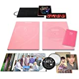 MAP OF SOUL : PERSONA [ 2 Ver. ] BTS Album CD + Photobook + Mini Book + Photocard + Postcard + Photo Flim + OFFICIAL…