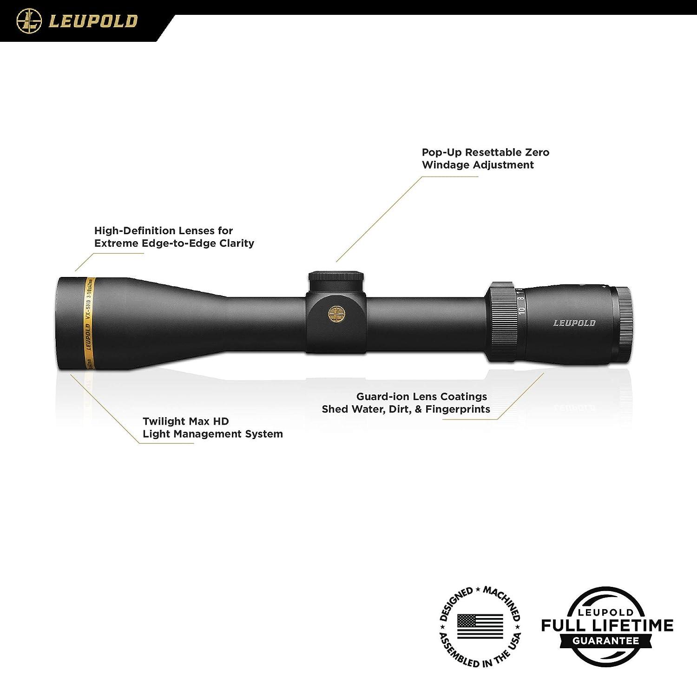 Leupold VX-5HD 2-10x42mm Riflescope