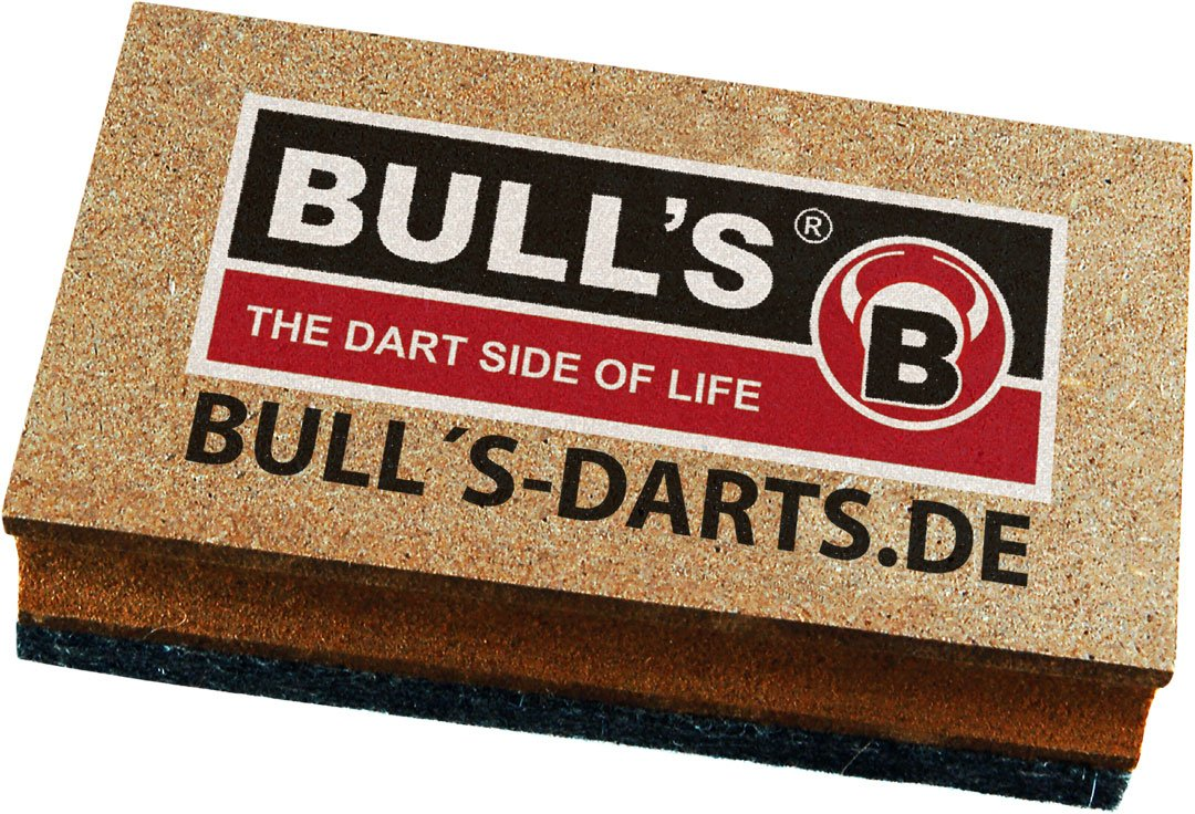 Bull's Dry Eraser Gr&uumln 10 x 5.5 x 2.5 cm BULV8 #Bull's 67309