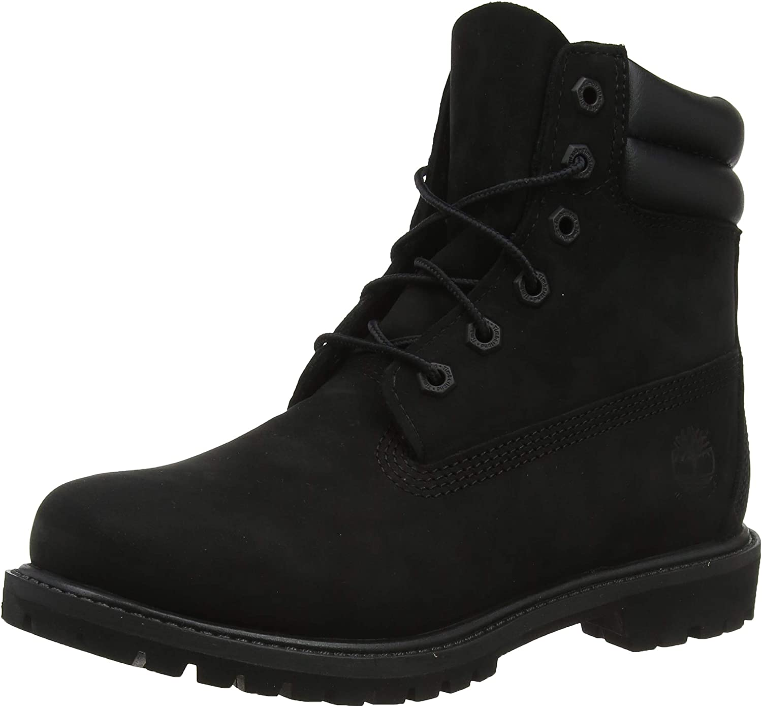 Timberland Waterville 6 Inch Double Collar Waterproof, Botas para Mujer