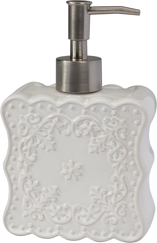 Creative Bath Products Ruffles Lotion Dispenser: Home & Kitchen