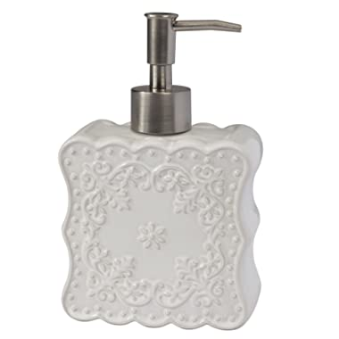 Creative Bath Products Ruffles Lotion Dispenser
