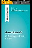 Americanah by Chimamanda Ngozi Adichie (Book Analysis): Detailed Summary, Analysis and Reading Guide (BrightSummaries.com) (English Edition)
