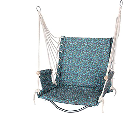 Busl Schlafsaal Garten Hanging Rope Hängematte Stuhl Porch