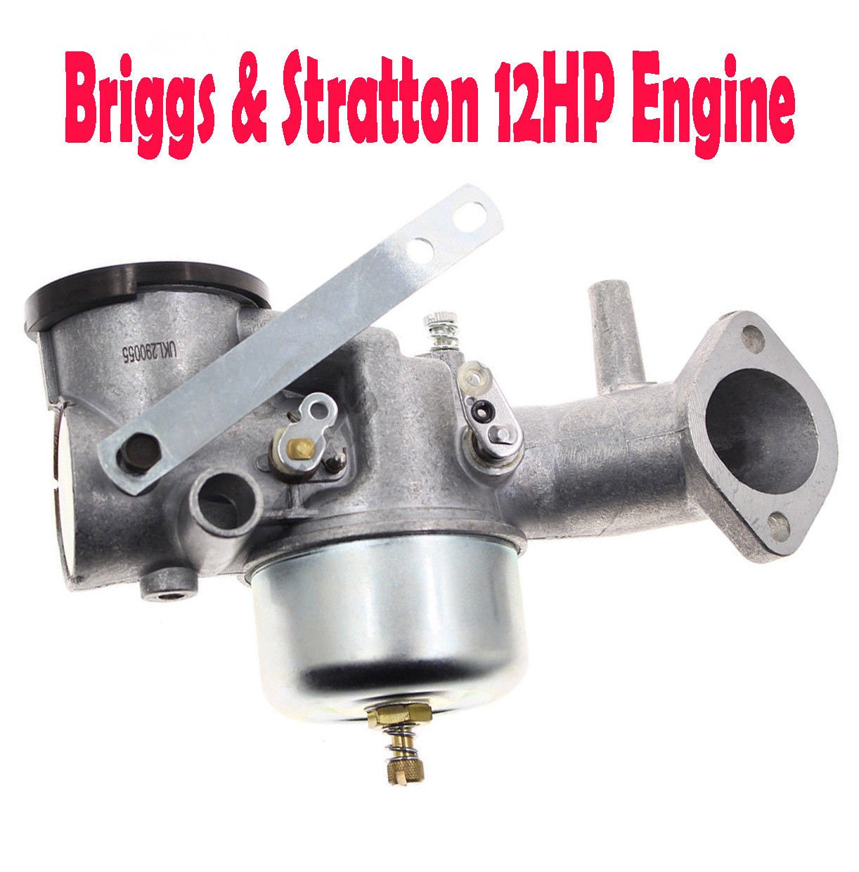 Carburetor Carb for Briggs & Stratton 12HP Engine 491031 490499 491026 & 281707