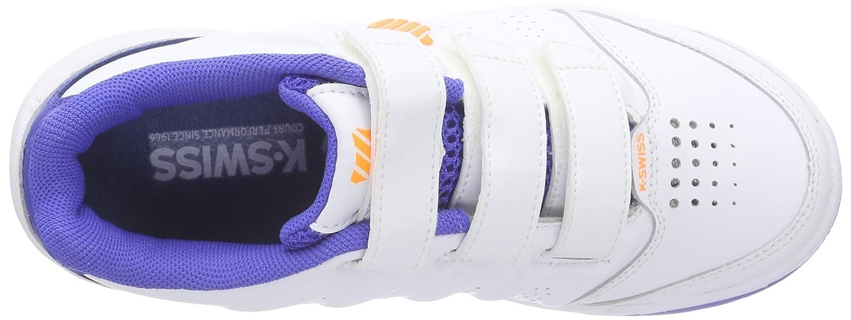 K-Swiss Performance Ultrascendor Omni Strap Jr Chaussures de Tennis Mixte Enfant