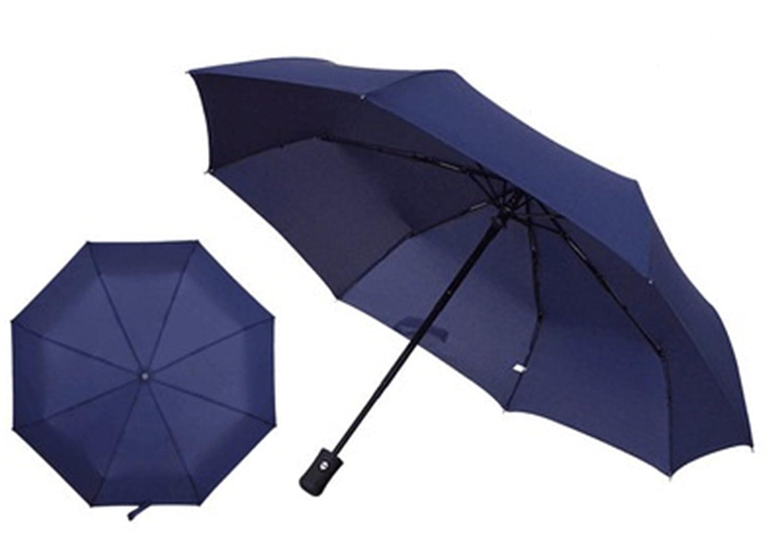 Amazon.com: Kongsta Windproof Ultralight Umbrella Rain Women Automatic Folding Men Umbrellas Lady Folding Since The Open Close Paraguas 8K 10K Black 10Ribs: ...